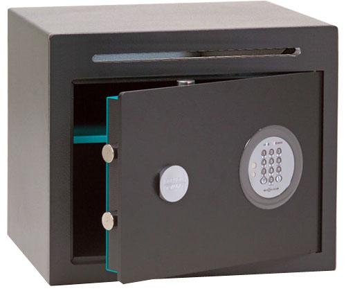 coffre fort avec fente de d p t juwel 6242. Black Bedroom Furniture Sets. Home Design Ideas